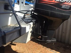 90 hours Mercury outboard Craigie Joondalup Area Preview