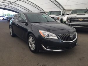2016 Buick Regal CX TURBO, HTD SEATS, REAR VISION CAMERA