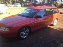 2004 Holden Commodore wagon Ashtonfield Maitland Area Preview