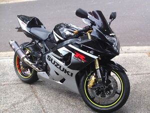 GSXR600 2006 Eltham Nillumbik Area Preview