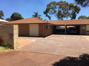 3 bed duplex fuly furnished walk stirling station. Innaloo Stirling Area Preview