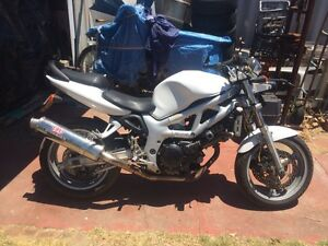 Suzuki twin sv 650 Nollamara Stirling Area Preview