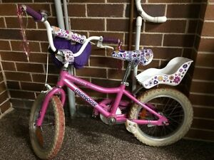 Girls 16 inch Mongoose Missygoose Pink Dubbo Dubbo Area Preview