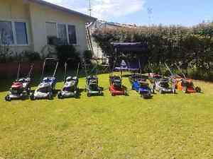 Lawn Mowerz 2 and 4 stroke Whalan Blacktown Area Preview
