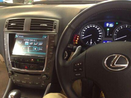 LEXUS IS 250 IS300 CAR DVD GPS with reverse camera Hurstville Hurstville Area Preview