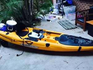 Kayak Barrack Heights Shellharbour Area Preview