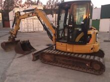 2011 CAT 304Ccr excavator with only 2870 hours in excellent condition Rosebery Inner Sydney Preview