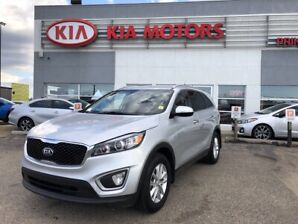 2016 Kia Sorento 2.0L LX+ AWD and a Turbo Engine!