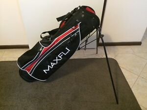 Maxfli Travel Stand Bag *AS NEW GOLF BAG Flagstaff Hill Morphett Vale Area Preview