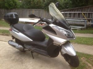 Kymco Downtown 300i North Narrabeen Pittwater Area Preview