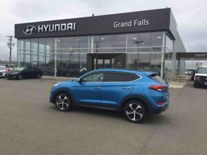 2016 Hyundai Tucson Limited Ultimate Only 17000 kms !