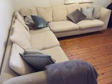 FREE Freedom corner lounge suite Annandale Leichhardt Area Preview