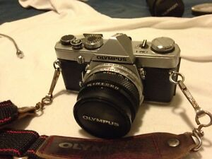 Olympus OM1 full camera kit South Fremantle Fremantle Area Preview