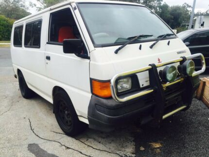Wrecking or sell complete Mitsubishi Express van 1995