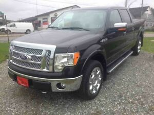 2010 Ford F-150 LARIAT..LEATHER..POWER ROOF..SUPERCREW...LOADED!