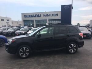 2017 Subaru Forester 2.5i Touring ONE OWNER | EYESIGHT PACKAGE