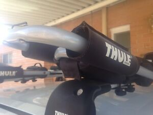 Thule roof racks & Thule Kayak cradles Trigg Stirling Area Preview