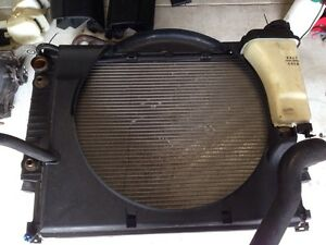 BMW E36 Radiator 6 cylinder auto/manual Waikiki Rockingham Area Preview