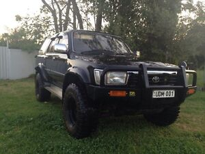 Toyota Hilux Surf 3.0L Manual Turbo Diesel Wagon Armadale Armadale Area Preview
