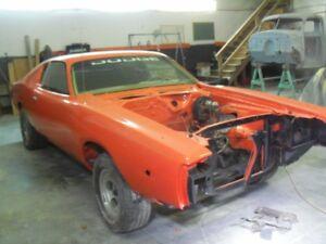 Autobody Restoration/Repair/Refinishing