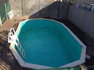 Swimming pool, pump, vacuum, gate Hove Holdfast Bay Preview