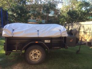 Camel Off Road Camper Trailer Eatons Hill Pine Rivers Area Preview