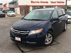 2014 Honda Odyssey EX-L LEATHER, SUNROOF