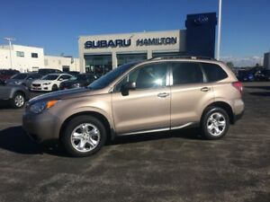 2014 Subaru Forester 2.5i $73 WEEKLY | 72 MONTH TERM | O.A.C.