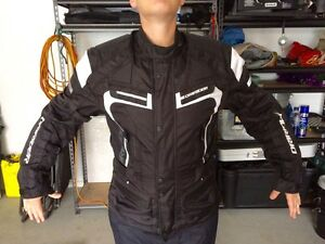 Motorcycle Jacket Men's Medium DriRider Singleton Heights Singleton Area Preview
