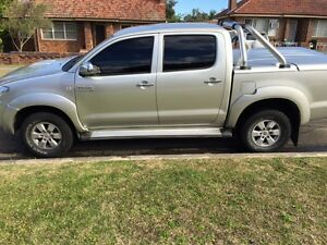 Toyota hilux 2009 turbo diesel for sale Guildford Parramatta Area Preview