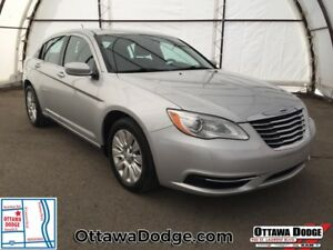 2012 Chrysler 200 LX FULL POWER GROUP, CRUISE, TILT, AIR COND...