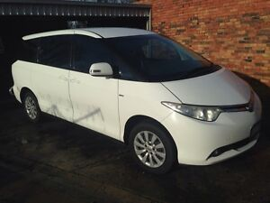2007 Toyota Tarago GLI Invermay Launceston Area Preview