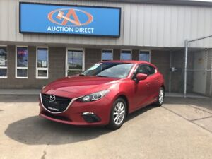 2014 Mazda 3 GS-SKY BACK UP CAMERA, BLUETOOTH, LOW KM