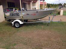 4m Seajay boat Kirwan Townsville Surrounds Preview