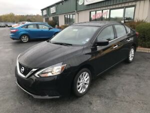 2017 Nissan Sentra 1.8 SV SUNROOF/KEYLESS/BACKUP CAMERA/LOADE...