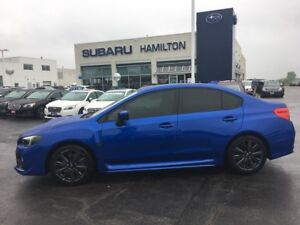 2017 Subaru WRX IMMACULATE | ONE OWNER | 6-SPEED MANUAL