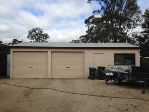 Shed/Garage Oakbank Adelaide Hills Preview