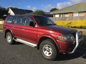 2001 Mitsubishi Challenger Hadspen Meander Valley Preview