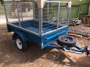 Heavy duty trailer, 7x4, 3 Mths old. Move yourself! Alice Springs Alice Springs Area Preview