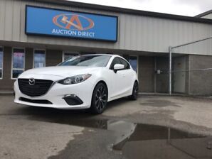 2016 Mazda 3 GS NEW TIRES! BACK UP CAMERA!