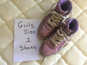 Girls size 1 shoes Alexandra Hills Redland Area Preview