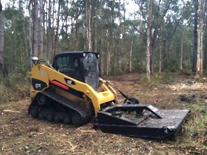 Land clearing slashing  roads driveways roads fire breaks Raymond Terrace Port Stephens Area Preview