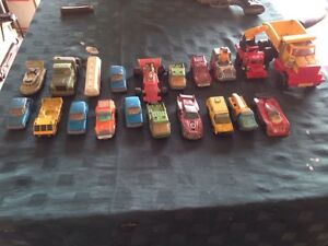 Old diecast cars trucks Redbank Plains Ipswich City Preview