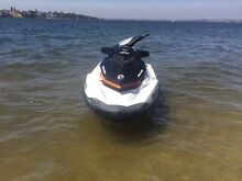 2012 SEADOO GTI 130 Jetski Fremantle Fremantle Area Preview