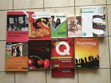 Year 10 to 12 textbooks for sale Narre Warren North Casey Area Preview
