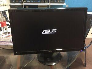 """ASUS 23.6"""" computer monitor Ashfield Ashfield Area Preview"""