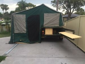 Kangaroo campers off-road camper trailer Long Jetty Wyong Area Preview