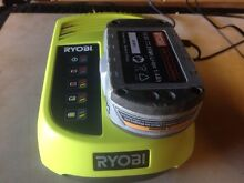 Ryobi 18v charger & battery Shellharbour Shellharbour Area Preview
