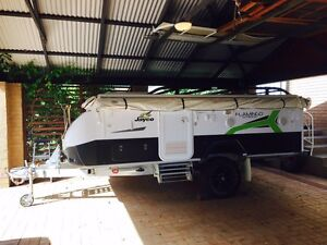 SOLD- pending pick up.  Jayco Flamingo Outback 2015 (inc Alpha pack) Kardinya Melville Area Preview