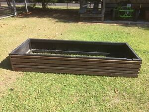 Wooden planter box Morayfield Caboolture Area Preview